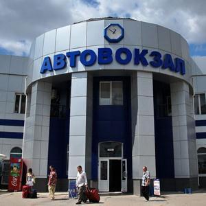 Автовокзалы Бакшеево