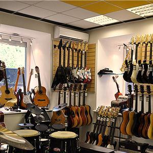 Музыкальные магазины Бакшеево