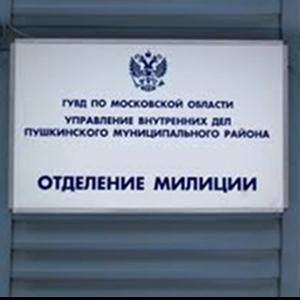 Отделения полиции Бакшеево