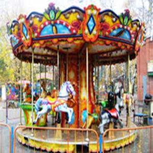 Парки культуры и отдыха Бакшеево