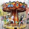 Парки культуры и отдыха в Бакшеево