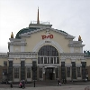 Железнодорожные вокзалы в Бакшеево