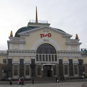 Железнодорожные вокзалы Бакшеево