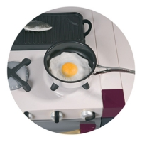 Кафе Лагуна - иконка «кухня» в Бакшеево