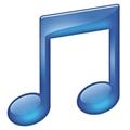 Баринова Роща - иконка «музыка» в Бакшеево
